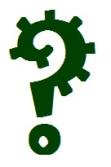 interrogante verde
